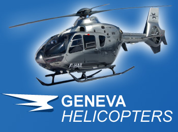 Vachoux Helicopter Genève